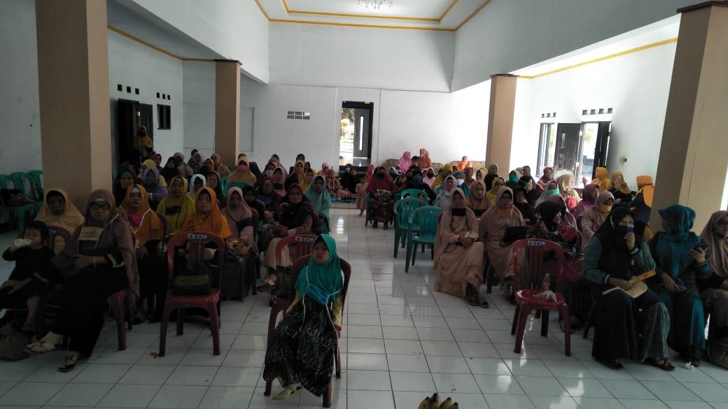 Pengajian Rutin Majlis Ta'lim Desa Campakasari