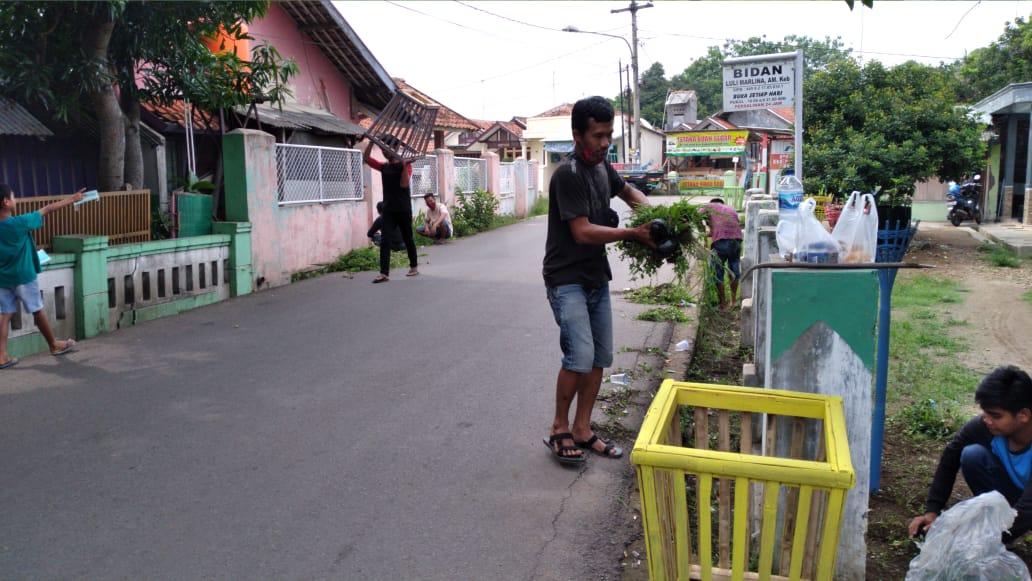 ORPAS (Organisasi Pemuda Sukamaju) Mengajak Warga Desa Campakasari Sadar Akan Kebersihan Lingkungan
